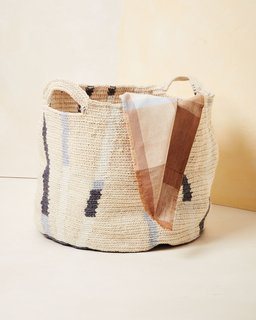 MINNA Lines Basket Large