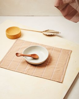 MINNA Albers Placemat Oak