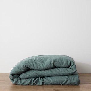 nội thất phòng ngủ Khăn trải giường Cultiver Bluestone