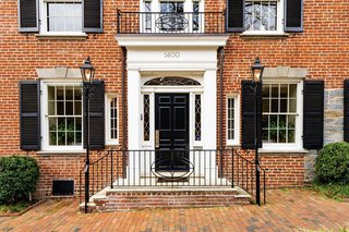 John F. Kennedy's Former Georgetown Home Lists for $4.7M