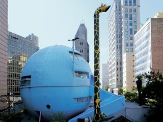 This Groovy, Spherical Home in São Paulo Wants to Inspire the Future of Cities