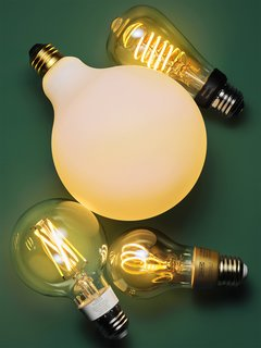These New LED Bulbs Combine Vintage Looks With Smart Energy Efficiency