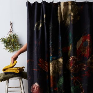 Siren Song Antwerp Shower Curtain