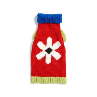 Dusen Dusen Flower Dog Sweater