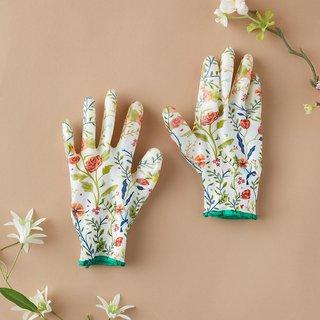 Terrain Floral Garden Weeder Gloves