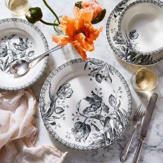 Gien Tulipe Vintage-Inspired French Dinnerware