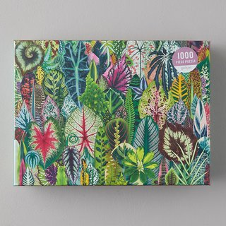 Galison Houseplants Puzzle