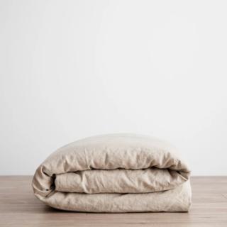 Cultiver Natural Linen Duvet Cover