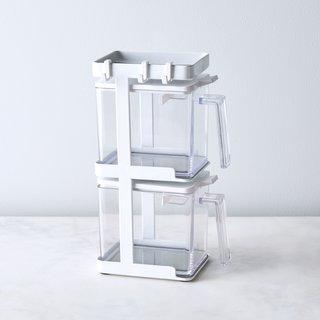 Yamazaki 2-Bin Pantry Storage Container