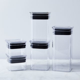 Planetary Design Airscape Acrylic Canisters