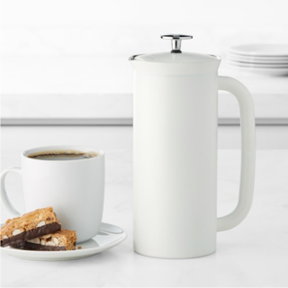 Espro P7 French Press, Matte White