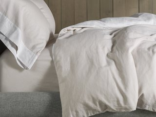 Parachute Washed Sateen Duvet Cover