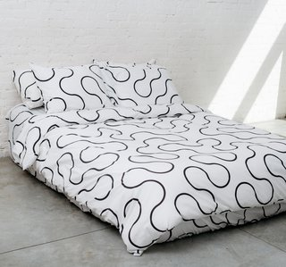 Dusen Dusen Arc Duvet Cover & Shams