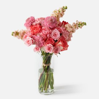 UrbanStems The Pink Champagne