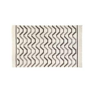 Revival Steppe Flatweave Wool Rug