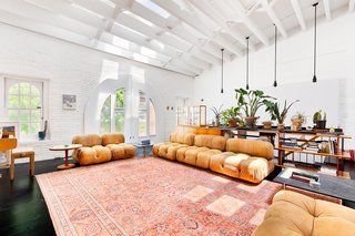 An 1860s Brooklyn Carriage House Packed With Midcentury Charm Lists for $5.5M