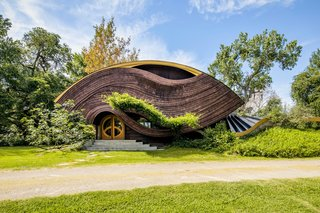 Live Out Your Fantasies in This Whimsical Hobbit-Style Home for $600K