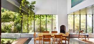 A Crumbling Cottage Gives Way to a Brisbane Home Brimming With Greenery