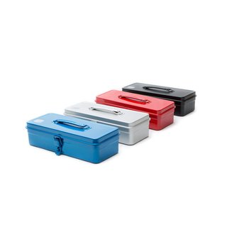 Toyo Steel Flat Top Portable Toolbox