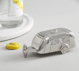 Pottery Barn x Airstream Bottle Opener