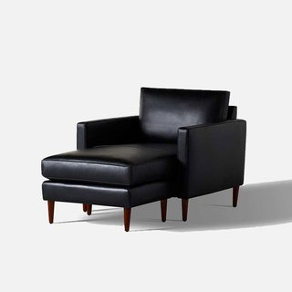 Allform Armchair with Chaise