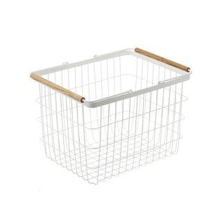 Yamazaki Home Tosca Wire Laundry Basket
