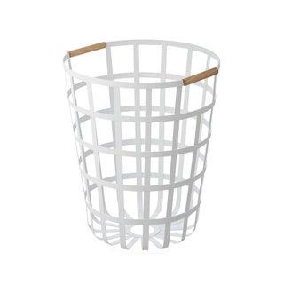Yamazaki Home Tosca Round Laundry Basket