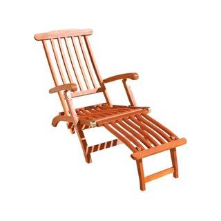 Vifah Malibu Eucalyptus Lounge Chair