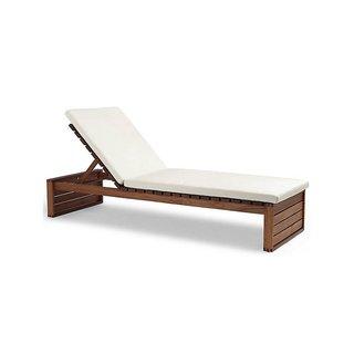 Carl Hansen BK14 Sunbed with Cushion