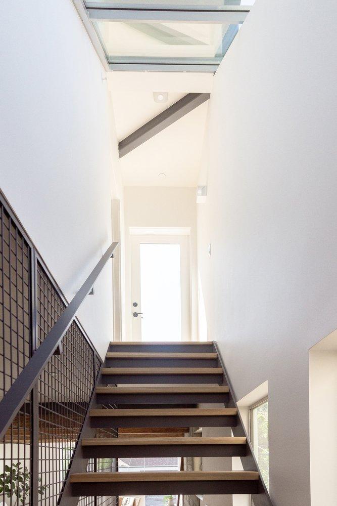 Wonderland Houses staircase