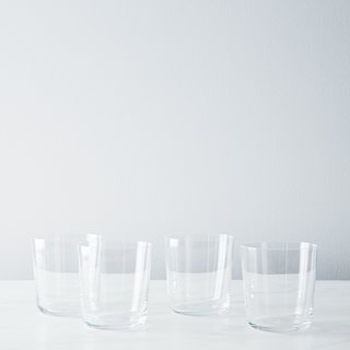 MATCH Glass Tumblers (Set of 4)