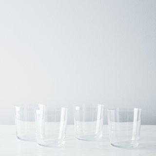 MATCH Glass Tumblers (Set of 4)