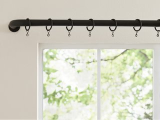 Parachute Curtain Rings with Hooks