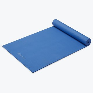 Gaiam Classic Solid Color Yoga Mat (5mm)