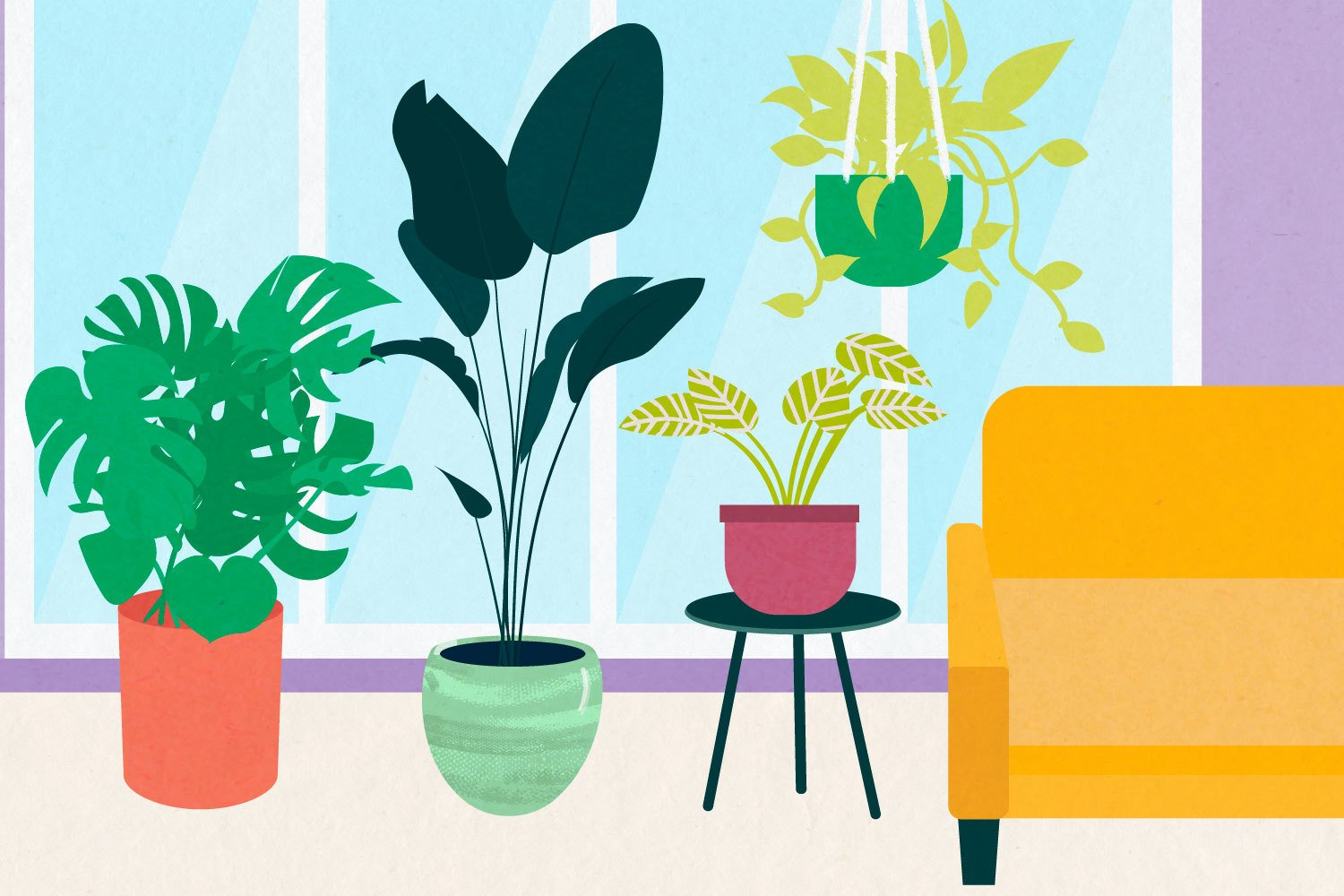 Photo 1 of 1 in Dwell On This: It's Time to Rearrange Your Plants