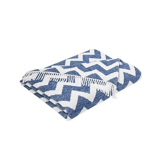Riley Chevron Throw