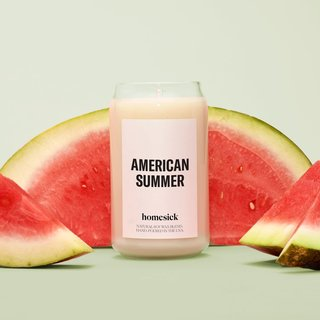 Homesick American Summer Candle