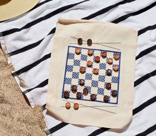 Backpack Backgammon & Checkers