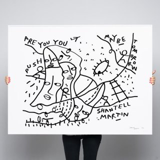 Sea See by Shantell Martin