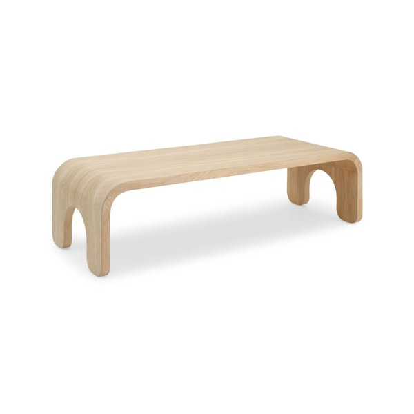 Mitchell Gold + Bob Williams Harper Cocktail Table in Natural Oak