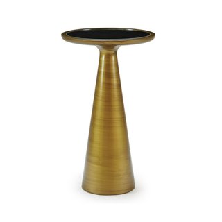 Mitchell Gold + Bob Williams Addie Pull-Up Table in Bronze