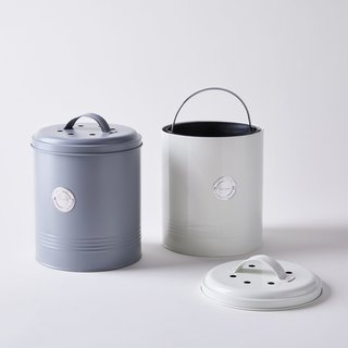 Typhoon Homewares Classic Countertop Compost Bin