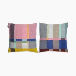 Wallace Sewell Lloyd Lambswool Block Pillow