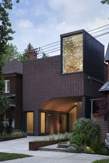 A Toronto Residence Reinterprets the City's History With a Standout Facade