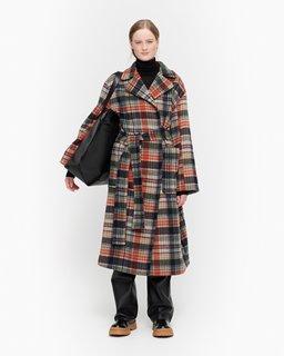 Marimekko Nuotio Coat