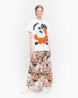 Marimekko Nokkela Karuselli Placement T-Shirt