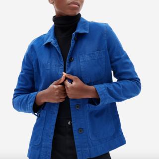 Everlane Women's Chore Jacket