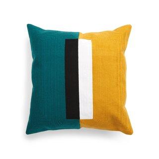 Dusen Dusen Block Pillow Cover