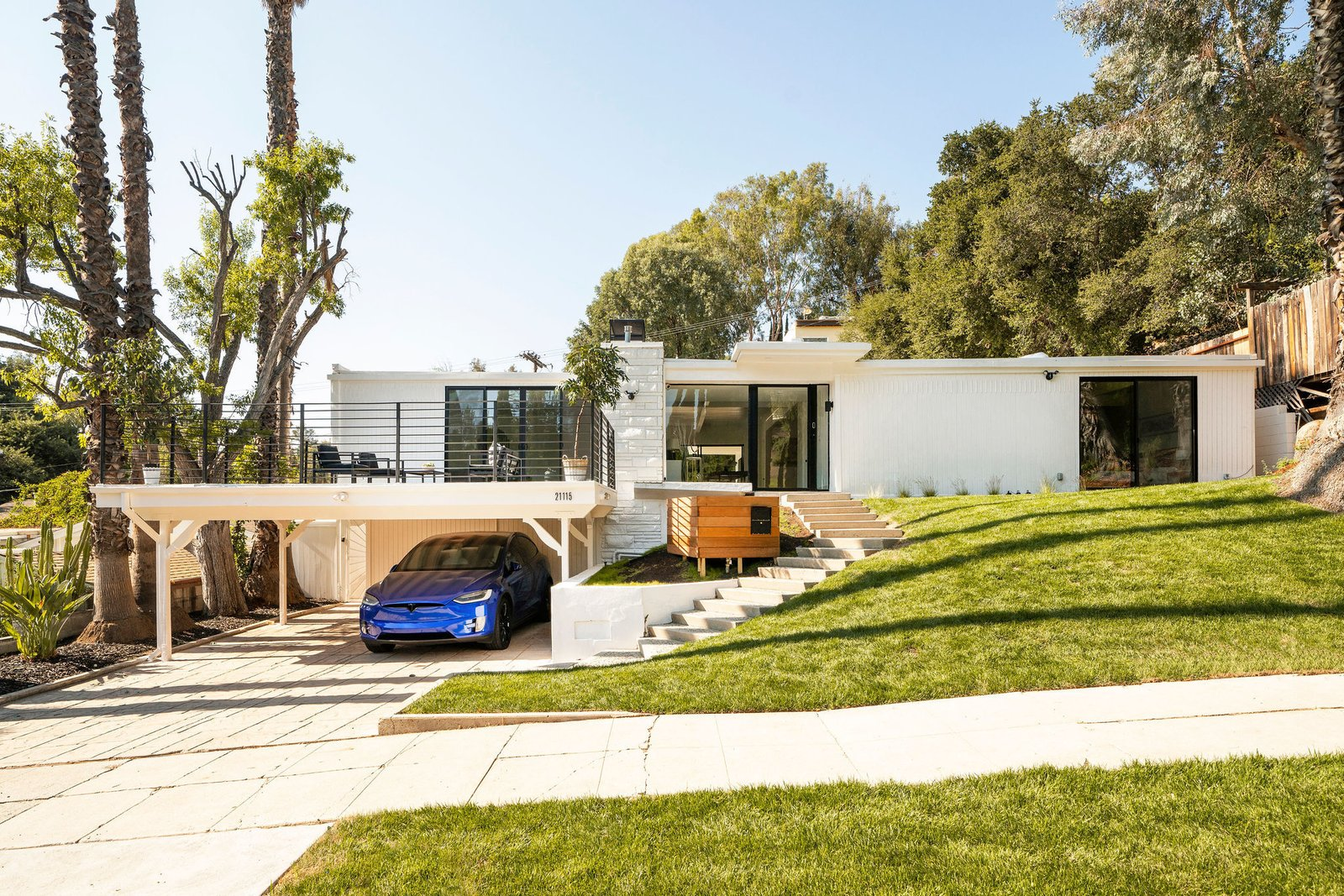 Photo 1 of 25 in Before & After: Two Brothers List Their Swanky Midcentury Bachelor Pad for $1.6M