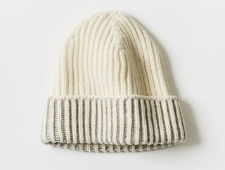 Coyuchi Sierra Climate Beneficial Wool Beanie
